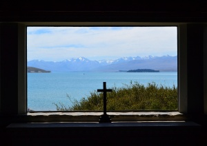 'Cross Lake Tekapo'